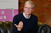 库克:乔布斯说苹果应该成为佼佼者,而不是随大流