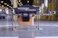 亚马逊申请新专利 用无人机为公路上的汽车充电