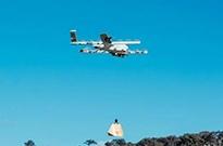 谷歌无人机在澳大利亚派送墨西哥卷饼 但这只是个开始
