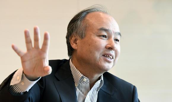 软银未来10年计划投资1000家公司,投资金额高达8800亿美元