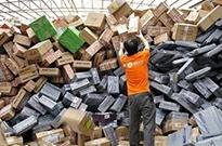 """包裹将超过10亿件 快递物流企业备战""""双十一"""""""