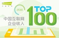 艾瑞发布:2016年中国互联网企业收入TOP100榜单重磅出炉!
