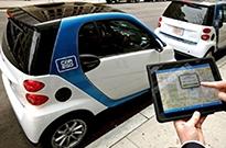 共享汽车走到十字路口:基础薄弱 参与者认可度低