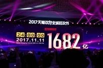 【午报】双十一落幕:天猫当日成交1682亿 京东累计1271亿