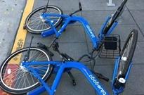 """两家共享单车企业""""人去楼空"""",巨额押金去向成谜"""