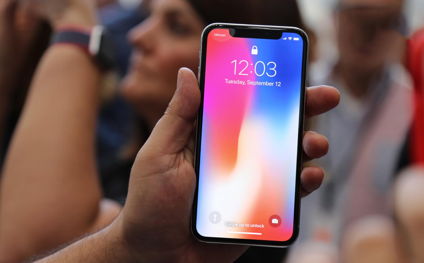 iPhone X被爆缺陷:手机的扬声器会发出咔嚓声和嗡嗡声