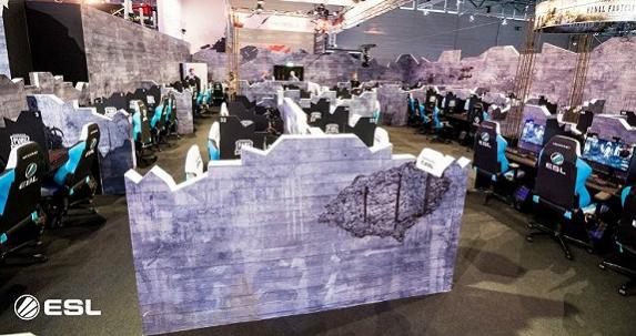 蓝洞公司联合电子竞技联盟(ESL)举办的首次国际邀请赛在科隆举行。