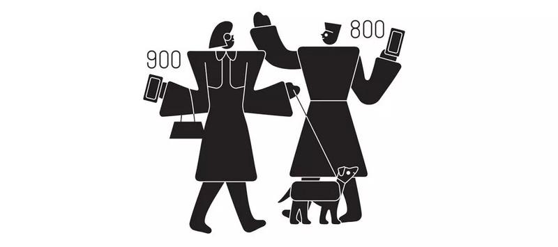 2亿多支付宝用户选择的背后,一个数据与评分带来的「等级世界」