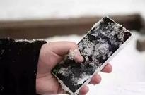 【午报】寒潮来袭网友手机已冻关机媒体制作跑电预警地图