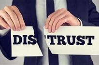 """你""""预付""""的信任被""""消费""""了吗?"""