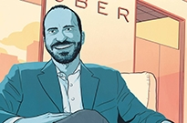逃离伊朗到成美国公民,适合接烂摊子的他要改造Uber