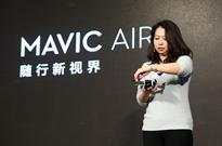 大疆战略总监张晓楠:对更小更强无人机的探索不会停止