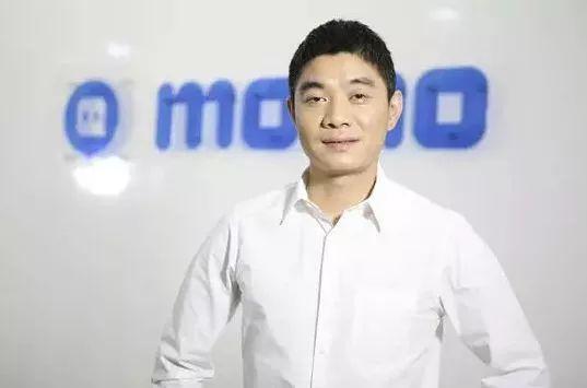 图:陌陌的联合创始人及CEO唐岩