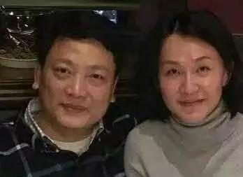 """图:""""欧神""""与前妻朱文倩"""