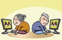 中老年人在互联网上做什么?腾讯大数据告诉你
