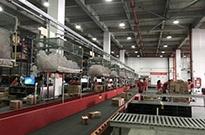 京东展示其南沙保税仓 用区块链为跨境网购保真