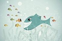 手机行业继续负增长 大鱼吃小鱼行情加速