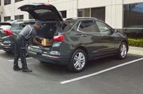 亚马逊新服务:快递员能将包裹直接送到你的汽车后备箱