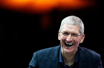库克:iPhoneX比其他机型受捧 中美共赢世界才会赢