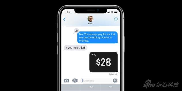 研究机构选的是Apple Pay Cash这种电子支付方式