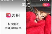 美图公司CEO吴欣鸿发致歉信:美拍主动下架停更30天