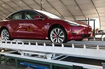 可持续吗,特斯拉周产5000辆Model 3终于达成目标