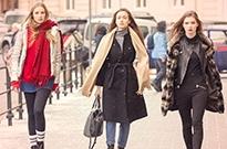洋模特在中国:三个月赚一套房 超过22岁没活接
