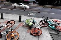 资源回收价格低利润薄不划算 淘汰的共享单车怎么办