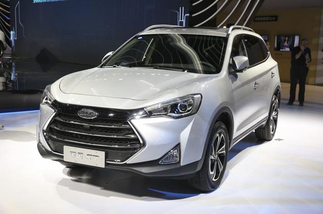 江淮汽车自家的车型多分布在10万元价位区间