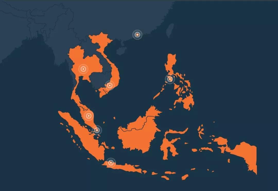 中国的淘宝、支付宝正在被东南亚快速复制