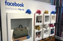 Facebook在梅西百货开设实体快闪店:出售小企业商品