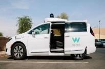 谷歌Waymo无人驾驶网约车12月商用