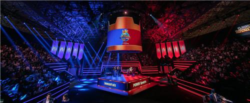 CRL全球总决赛震撼现场