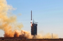 """长征二号把天猫国际""""表白卫星""""送上太空  每天路过中国两次给你发红包"""