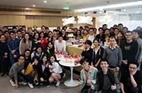 快播创始人王欣晒新团队合照:未来一年将陆续呈现新产品