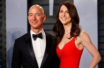 投资者担心贝佐斯离婚对公司的影响 亚马逊股价大幅震荡