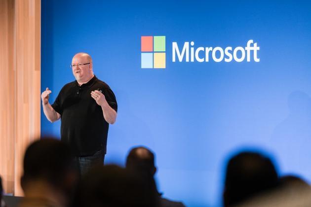 微软CTO斯科特:我是怎么让微软立于不败之地的