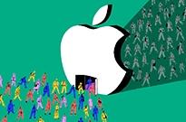 """苹果""""黑工""""有多惨:不许打Uber回家、随时会被炒鱿鱼"""