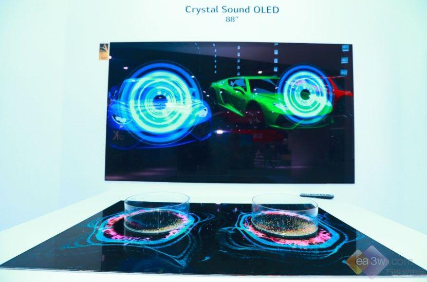 LG Display荣获艾普兰核芯奖,OLED电视获大众行业权威认可