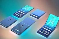 午报 |   抖音屏蔽《王者荣耀》:中兴可垂直折叠智能手机专利曝光:类似翻盖机