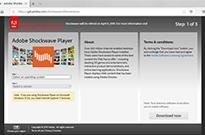 走过24年:Adobe Shockwave 4月9日终结