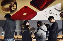 中国人对iPhone兴趣大减:在百度搜索量降了一半