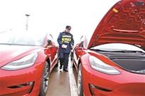 """特斯拉要求员工""""自愿""""无偿加班帮助交付3万辆汽车"""