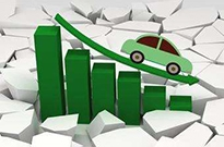 补贴退坡50%车企应对各异 客车板块股价集体跳水