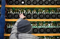 虚拟货币二手矿机背后的猫腻:直推拉人头 达20人奖励小型矿机