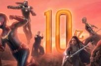 《复仇者联盟4》内地票房破10亿!连续两日霸榜