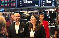 超级独角兽Uber首日破发会影响滴滴瑞幸吗?