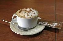 创业咖啡没凉