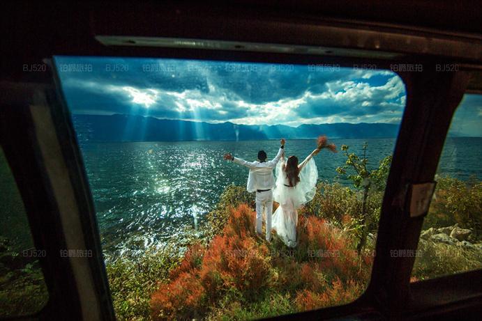 大理旅拍婚纱照排名为什么要去大理铂爵旅拍拍婚纱照(图4)