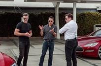 """马斯克:为何竞争对手没赶上特斯拉?因为他们造的车""""没有灵魂"""""""